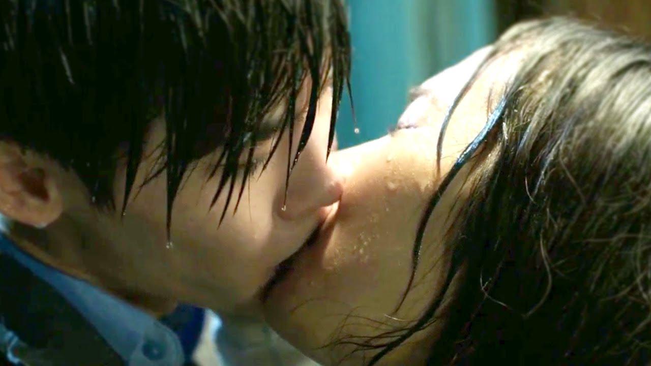 Lee Jong Suk and Kim So Ra - Sweet Moments - Kiss Scenes