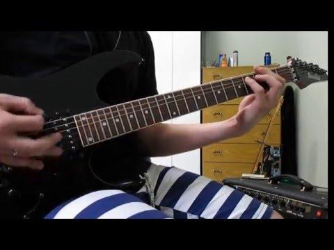 Sonata Arctica - Don't say a Word ( Guitar cover)