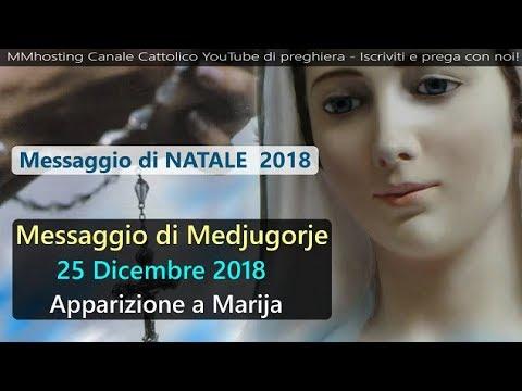 Risultati immagini per Messaggio di Medjugorje del 25 Dicembre 2018 - Apparizione a Marija
