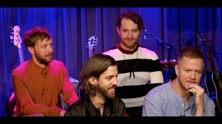 Imagine Dragons Interview   NOV 2017