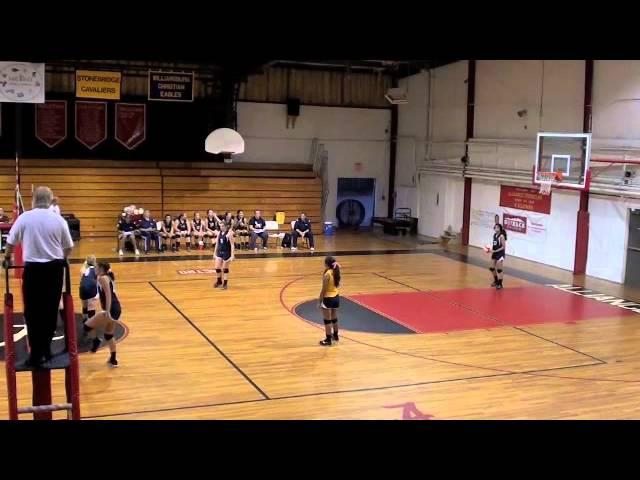 StoneBridge (VA) Volleyball v. Alliance