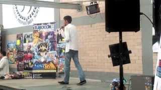 Medley (Guren No Yumiya-Crossing Fields-Ignite) - Iván Dávila (En vivo en la Expo Tuzocón 2014)