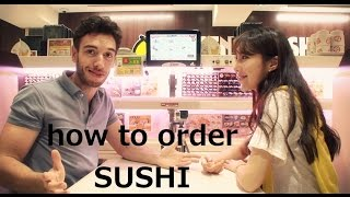 Tokyo Japan tours by CHINTAI CHANNEL: SHIBUYA Genki Sushi