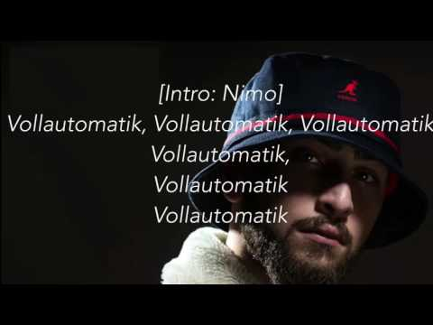 Nimo VOLLAUTOMATIK feat. Hanybal | Karaoke Version!