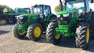 John Deere 6M vs 6R Series Tractor Comparision