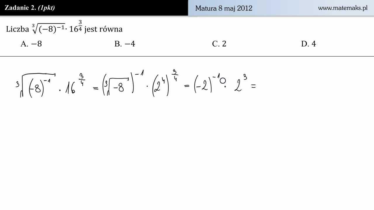 matura z matematyki 2021 maj