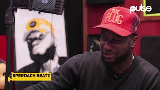 Download lagu The Making of Amaka By 2Baba ft. Peruzzi, Produced By Speroach Beatz | Pulse TV