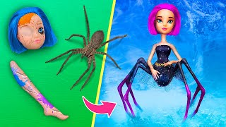 Never Too Old for Dolls! 9 Halloween Barbie and Disney DIYs