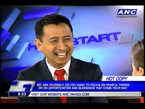 ANC Headstart Interview Karen Davila Complete Bo Sanchez Truly Rich Club