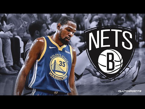 "Kevin Durant ft. Travis Scott - ""Champion"" (NETS HYPE)"