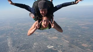 Skydiving in Lodi, CA