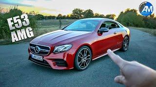 Mercedes-AMG E53 Coupé - #AutomannTalks🇺🇸🇩🇪