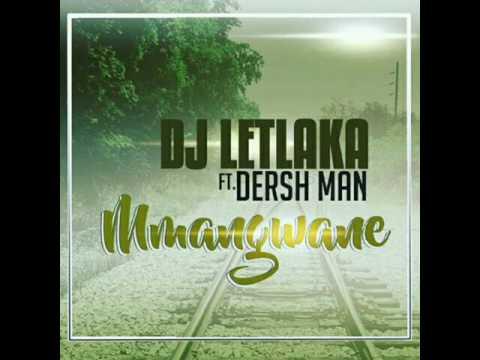 Dj Letlaka  Mmangwane Clip2