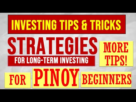 Investing in Philippine Stock Market   Tips Tricks and Traps for New Investors
