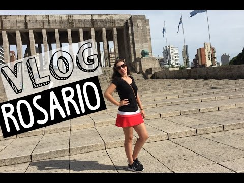 VLOG ROSARIO (ARGENTINA) - DIA #1 E #2