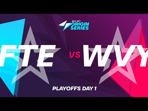 WR:OS August Cup Finals Day 1 FTE vs WVY - Group A