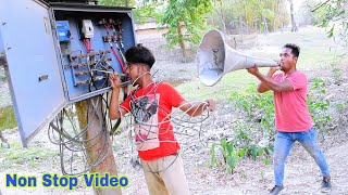 Non-stop Video Best Amazing Comedy Video 2021 must watch new funny video 2021 By Bindas fun bd