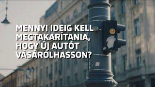 Mennyi ideig kell megtakarítania, hogy új autót vásárolhasson? - ŠKODA Relax Bérleti Program