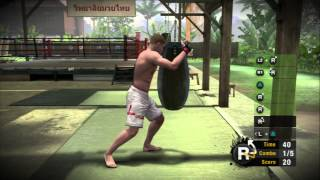 EA Sports MMA - Career Mode - Training in Thailand