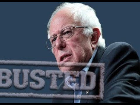 Bernie Sanders Busted For Illegally Coordinating With Foreign Nationals – 'Socialist Party' Assistin