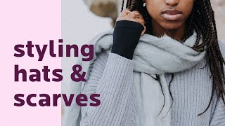 Winter Accessories: HATS, SCARVES, GLOVES. (Ep.1)