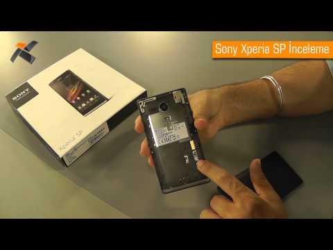 Sony Xperia SP İnceleme - Teknokulis.com