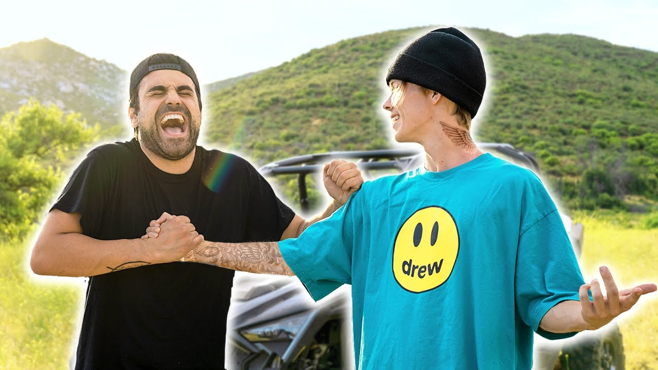 I Spent The Day With Justin Bieber!