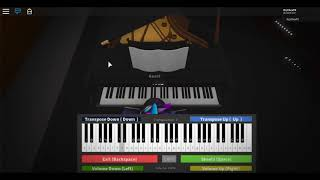 Piano RobloxMD Fall Out Boy - Immortels
