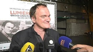 Cinema: Tarantino e Belmondo aprono il Festival Lumière di Lione