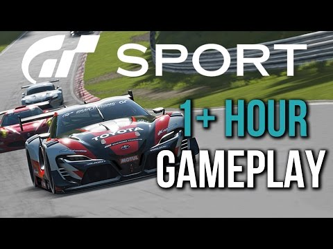 Gran Turismo Sport Gameplay (Edited from Official Live Stream)