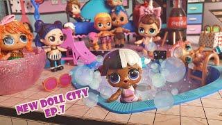 Schiuma Party super romantico 🌊💘 [New Doll City 🏡 Ep. 7]