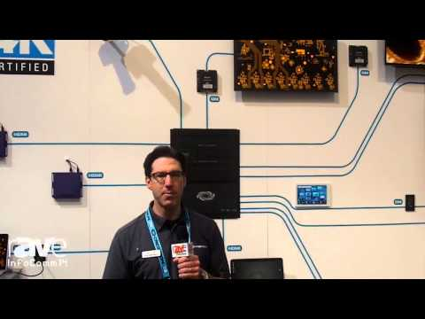 InfoComm 2014: Crestron Shows Its End-to-End 4K Certified Distribution System