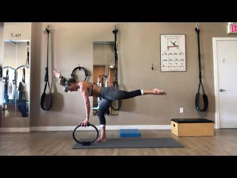 Magic Circle Mat Pilates with Fiona Hermanutz