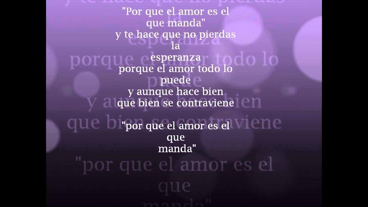Download 3ballMTY ft America Sierra Porque el amor manda LETRA