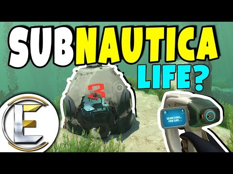 Subnautica Surivial | Looking For Life - Episode 2 (Found Dry Land)
