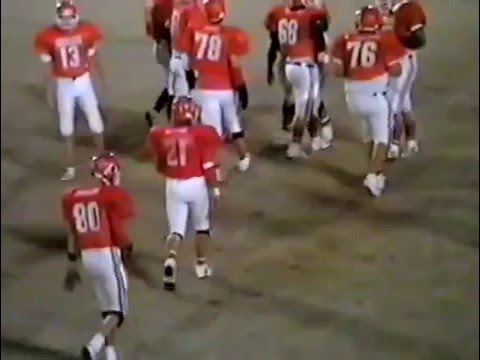 1990 Idabel Warriors at  Stilwell Indians Football