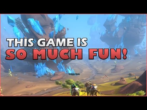 Wildstar Gameplay | My Mother Licked My Turd, Once.