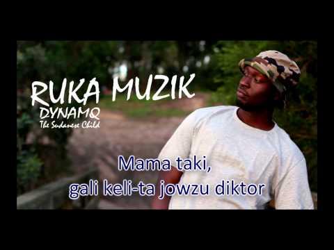 Halawa (karaoke) - Dynamq Sudanese Child