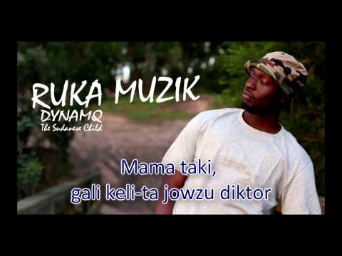 Halawa karaoke  Dynamq Sudanese Child