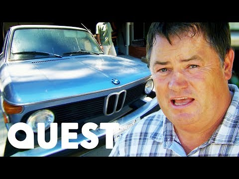 Mike Takes A Risk On A BMW Which Hasn't Run In 17 Years  Wheeler Dealers