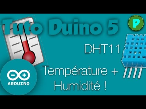 TutoDuino 5 : DHT11 !