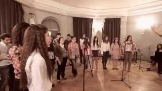 "Aram mp3 -  Not Alone (choral cover by ""Sheroyan Choir"")"