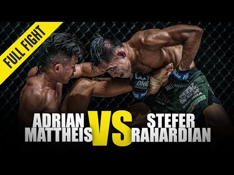 Adrian Mattheis Vs. Stefer Rahardian | ONE Full Fight | October 2019