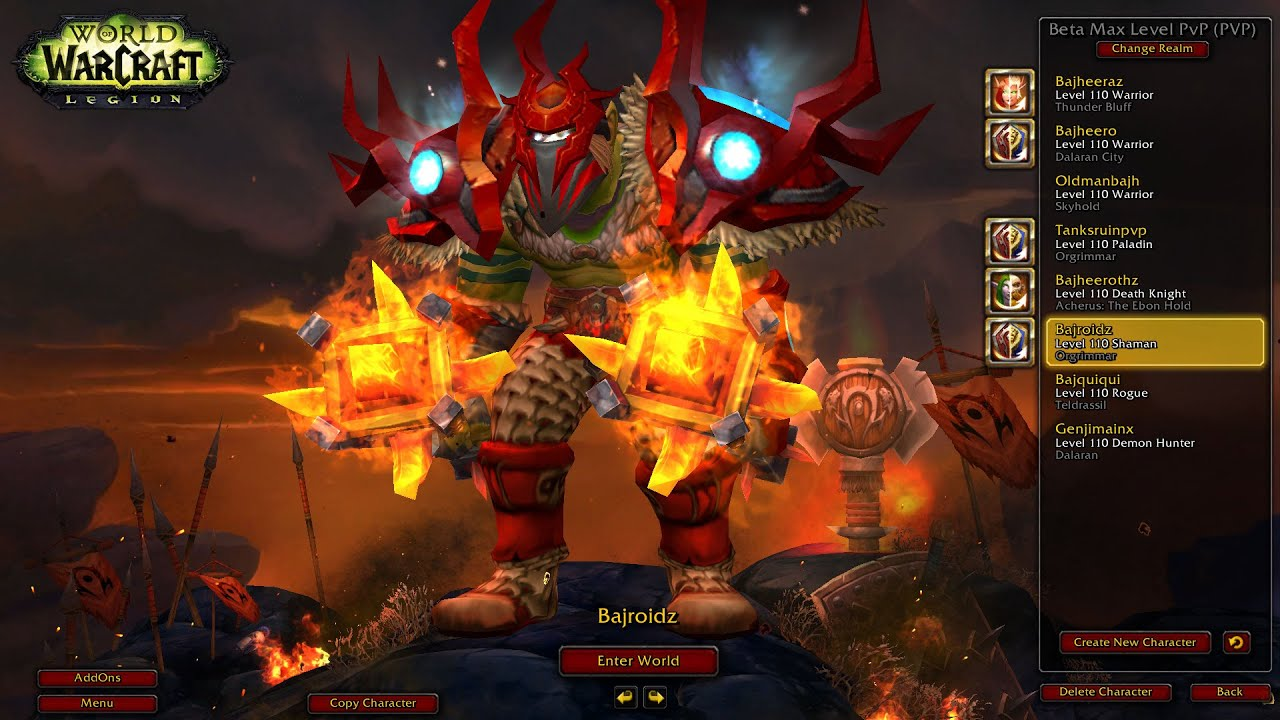 world of warcraft how to play enhancement shaman