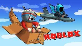 ROBLOX PLANE CRAZY! (Ultimate aerei, Jet, elicotteri)