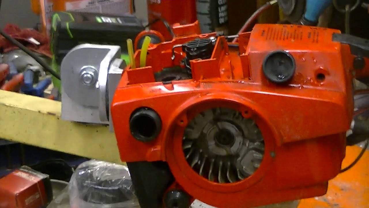 Homelite 330 Chainsaw Assembly