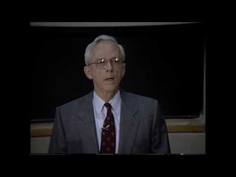"1988 Killian Lecture: Jay W. Forrester, ""Applications of System Dynamics"""