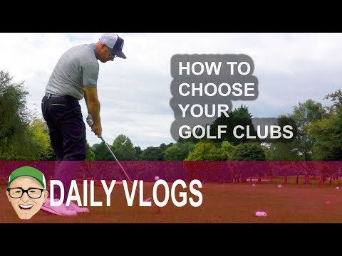HOW TO TEST GOLF CLUBS