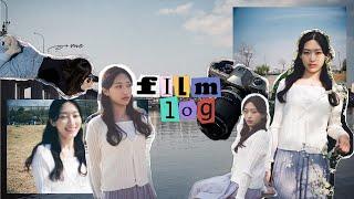 filmlog  | 한강 가서 친구 촬영 해주기 :) …