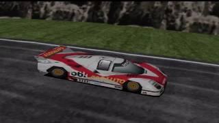 Rage Racer - Mythical Coast (Reverse)(Rage GP)